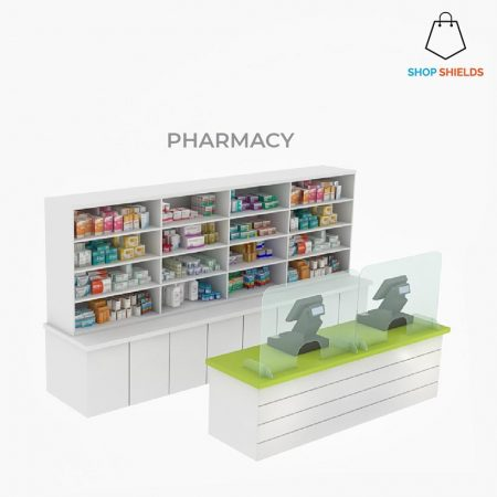 Pharmacy 120cm x 80cm w centre