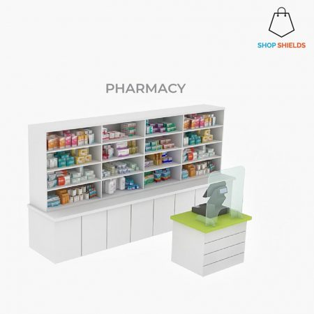 Pharmacy 78cm x 80cm centre