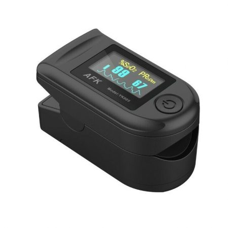 Digital Fingertip Pulse SpO2 Oximeter